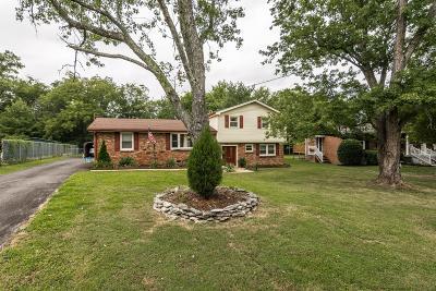 Hendersonville Single Family Home For Sale: 130 Gail Dr