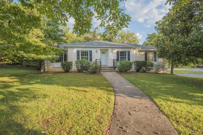 Single Family Home Under Contract - Showing: 1202 Trinity Dr