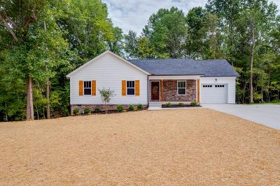 Goodlettsville Single Family Home For Sale: 1193 Southern Rail Dr