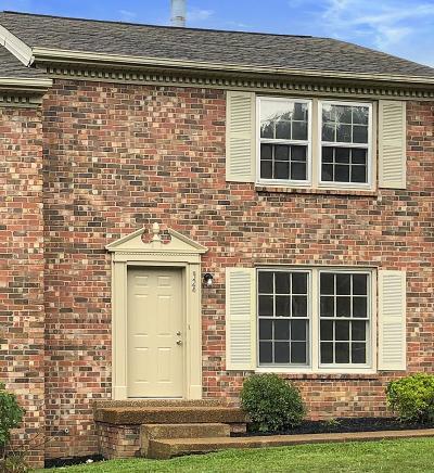 Nashville Single Family Home For Sale: 924 Hammack Dr