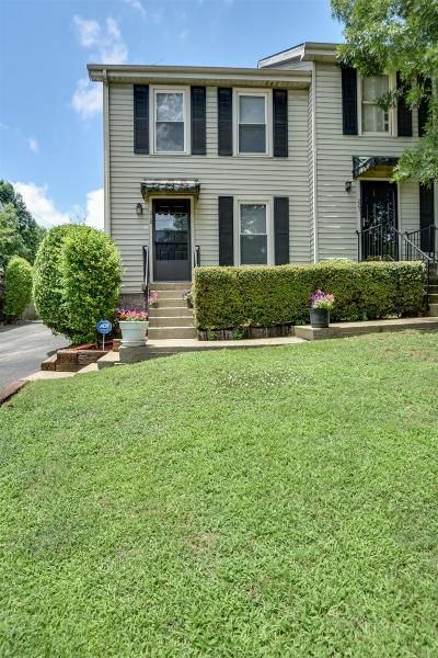 Davidson County Condo/Townhouse For Sale: 225 37th Ave N