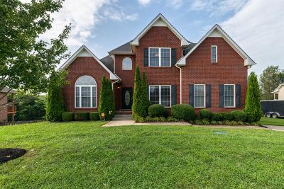 Clarksville Single Family Home For Sale: 874 Iron Wood Cir
