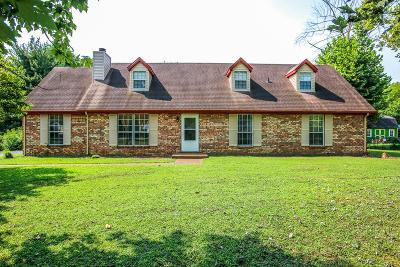 Smyrna Single Family Home For Sale: 208 Orchard Valley Drive