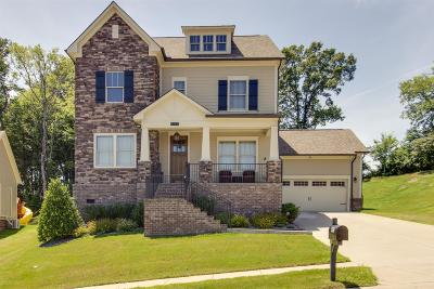 Williamson County Single Family Home For Sale: 5066 Aunt Nannies Place