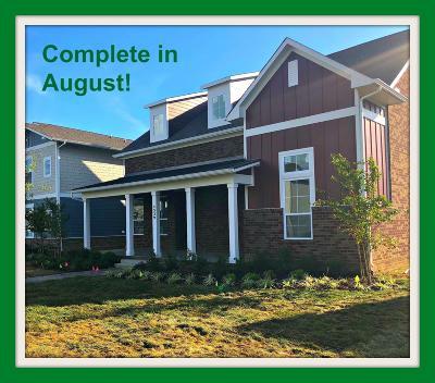 Hendersonville Single Family Home For Sale: 1539 Drakes Creek Road #134