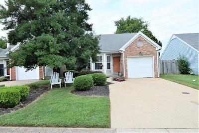 Christian County Single Family Home For Sale: 315 Northwind Dr