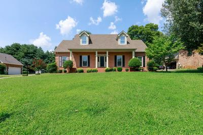 Murfreesboro Single Family Home For Sale: 1439 Kensington Dr