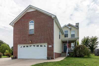 Clarksville Single Family Home For Sale: 2757 Russet Ridge Dr