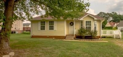 Oak Grove Single Family Home Under Contract - Not Showing: 608 Artic Ct