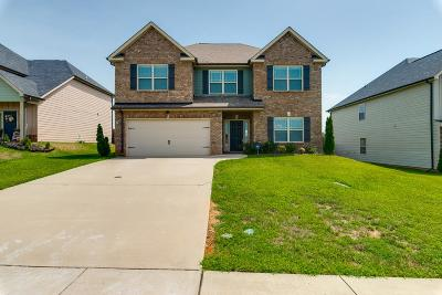 Clarksville Single Family Home For Sale: 2191 Bandera Dr