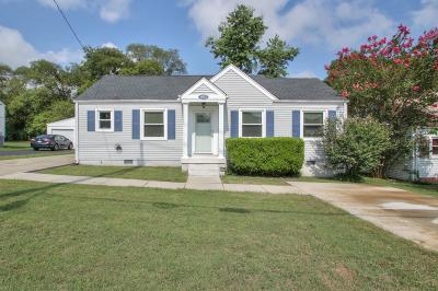Davidson County Single Family Home For Sale: 4613 Grinstead Pl