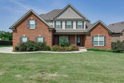 Murfreesboro Single Family Home For Sale: 595 Jim Cedar Dr