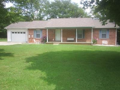 Murfreesboro Single Family Home For Sale: 3470 Sulphur Springs Rd
