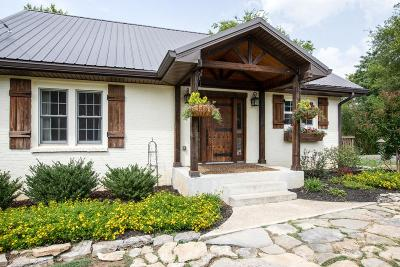 Thompson's Station, Thompsons Station Single Family Home For Sale: 2700 Clayton Arnold Rd