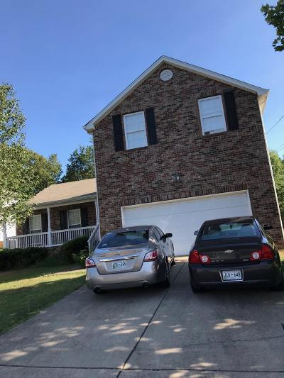 Davidson County Single Family Home For Sale: 3549 Mount View Ridge Dr