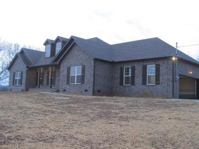 Shelbyville Single Family Home Under Contract - Not Showing: Hwy 130w