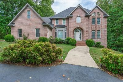 Dickson Single Family Home Under Contract - Showing: 104 Clairmont Dr