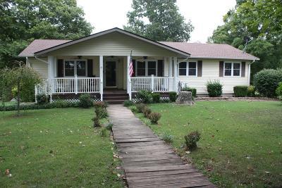 Bon Aqua Single Family Home For Sale: 2815 Spencer Mill Rd