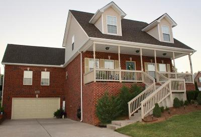 Spring Hill Single Family Home For Sale: 3000 Carpenters Pass
