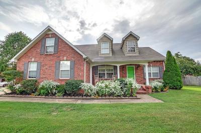 Single Family Home For Sale: 638 Cason Ln
