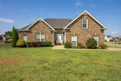 Clarksville TN Single Family Home For Sale: $219,500