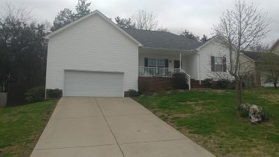 Lavergne Single Family Home For Sale: 1224 Highland Hills Dr