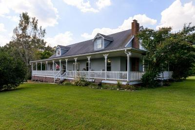 Robertson County Single Family Home For Sale: 6899 Greenbrier Cemetery Rd