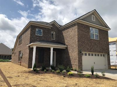 Single Family Home For Sale: 834 Sapphire Drive Lot 129r