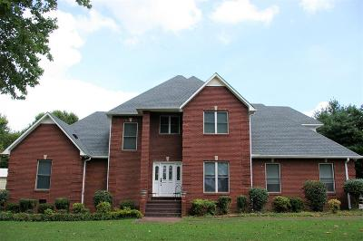 Winchester Single Family Home For Sale: 2801 Holders Cove Rd