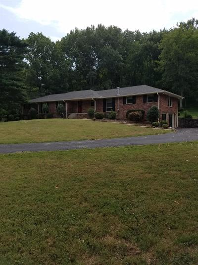 Brentwood Single Family Home Under Contract - Showing: 1121 Oman Dr