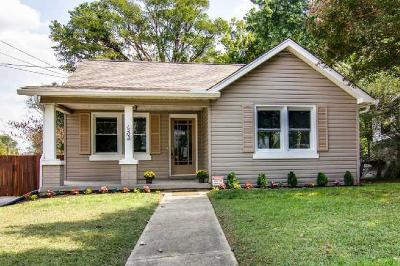 Columbia  Single Family Home For Sale: 1503 Highland Ave