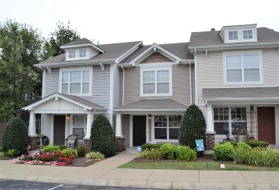Davidson County Condo/Townhouse For Sale: 141 Shadow Glen Dr