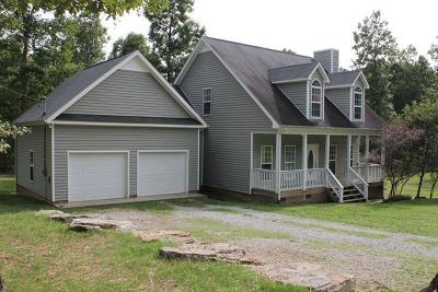 McEwen TN Single Family Home For Sale: $204,900