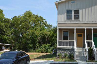 Nashville  Single Family Home For Sale: 2424 24th Ave N