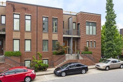 Nashville  Single Family Home For Sale: 330 Van Buren