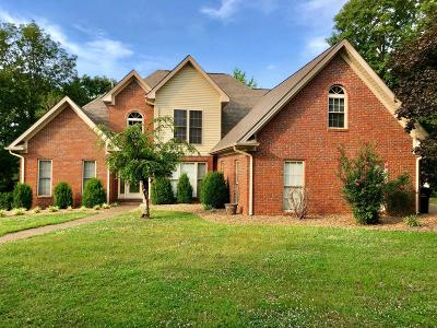 Christian County Single Family Home Under Contract - Showing: 4001 Huntington Court