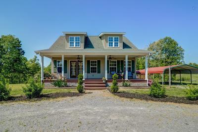 Woodbury Single Family Home For Sale: 335 Mankin Ln