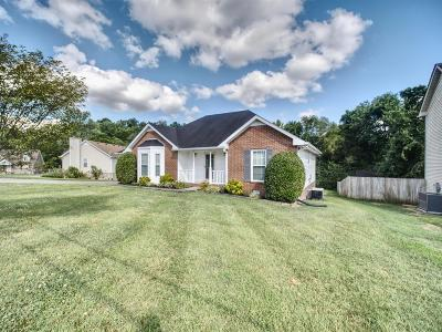 Goodlettsville Single Family Home For Sale: 103 Brookview Cir