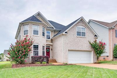 Williamson County Single Family Home For Sale: 1342 Saybrook Xing