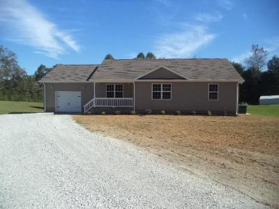 Erin Single Family Home Under Contract - Showing: 267 Bessie Clark Rd