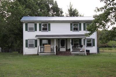 Ethridge Single Family Home For Sale: 3289 Buffalo Rd