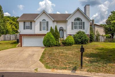 Spring Hill Rental For Rent: 2710 Double Tree Way