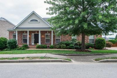 Brentwood Single Family Home For Sale: 1128 Banbury Ln