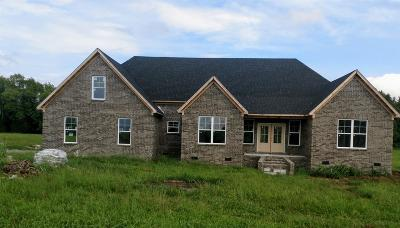 Lewisburg Single Family Home Under Contract - Showing: 2111 Coble Meadows Dr