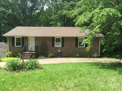 Clarksville Single Family Home For Sale: 2050 Dotsonville Rd