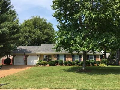 Smyrna TN Single Family Home For Sale: $219,900