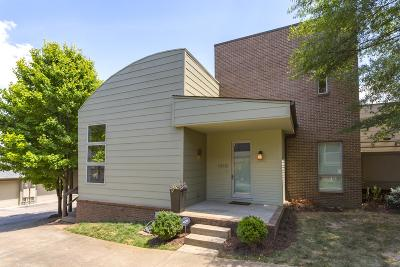 Single Family Home Under Contract - Showing: 1210 Clayton Ave