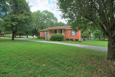 Single Family Home Sold: 1001 Atkins Dr