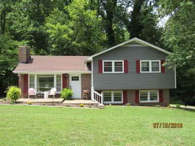 Williamson County Single Family Home For Sale: 7306 Liberty Rd