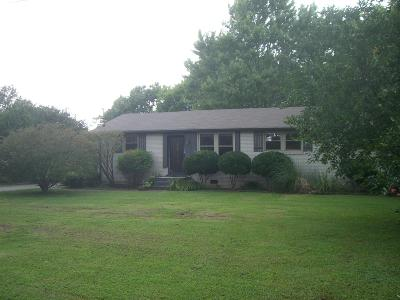 Smyrna TN Single Family Home Under Contract - Not Showing: $189,900